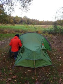 Vango Zenith 300 tent